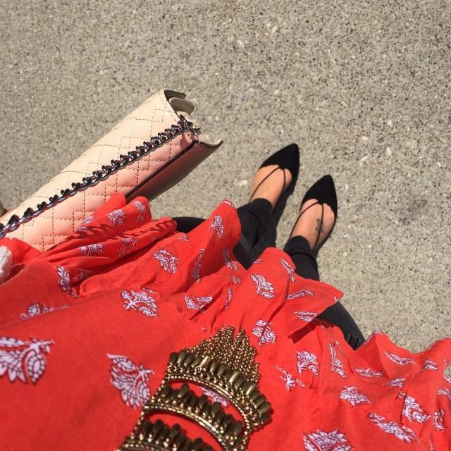 Sunday red  enjoyed the sunshine while it lasted inhellip