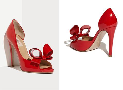 Valentine-heels