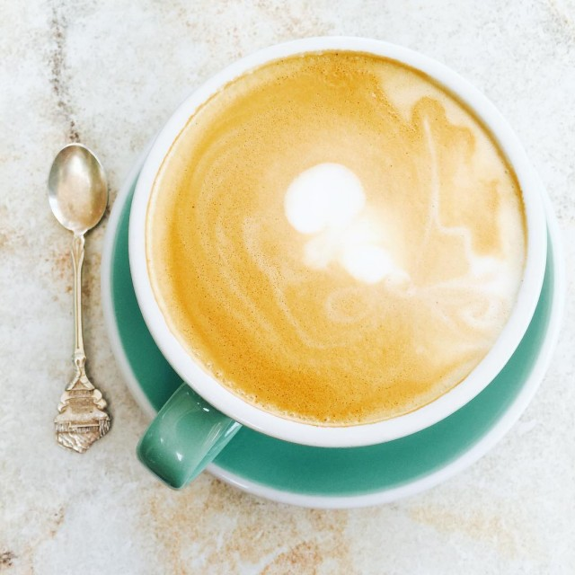 Latt spoils  cafe foodie blogger coffeetime vsconbspRead more