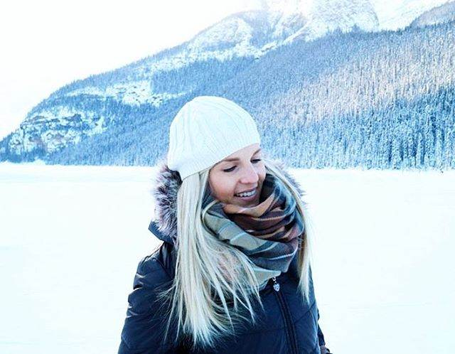 New post up on the blog! The winter wonderland outhellip