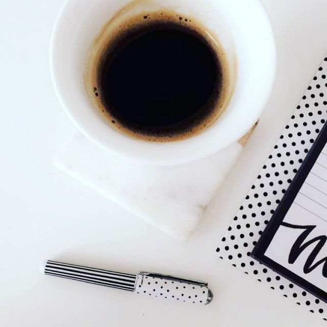Afternoons vibes in the office coffeebreak bossbabe yycblogger werkflownbspRead more