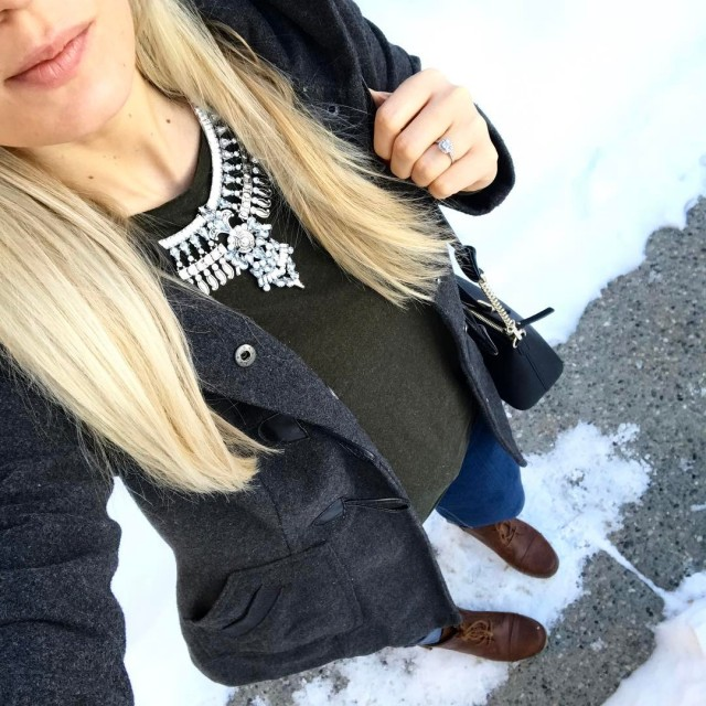 Loving the warmer weather! Everything is melting  yycliving yycbloggerhellip
