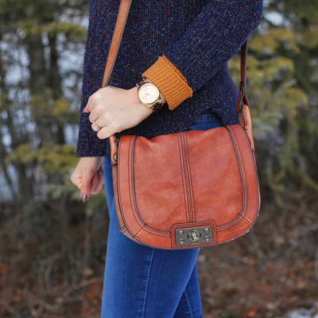 This look in the blog today! Cozy winter layers andhellip