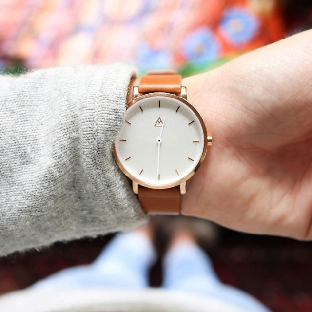 The perfect timepiece for fall  with the new seasonhellip