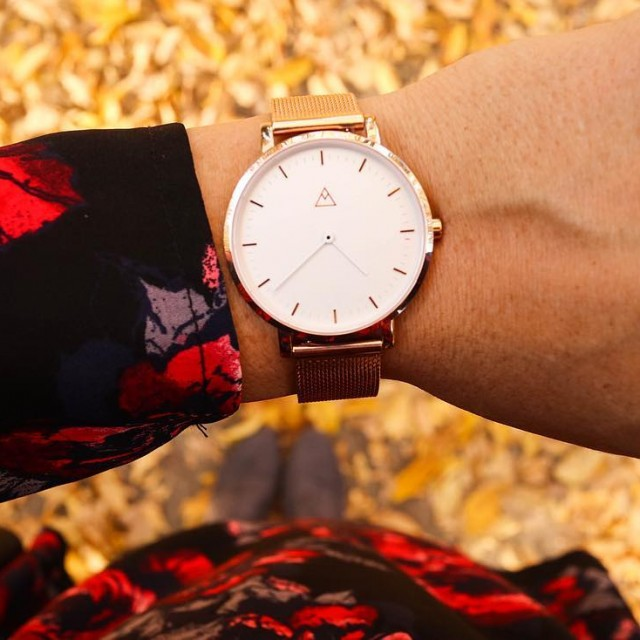 The timeless rose gold style new post up on thehellip